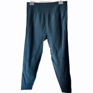 Fabletics Blue-Green High-Waisted Leggings L